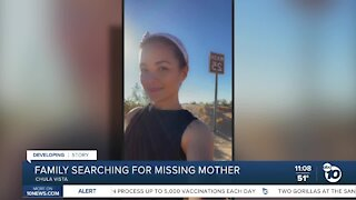 Family searching for missing Chula Vista mother