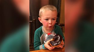 Little Boy's Do Not Donut - Video