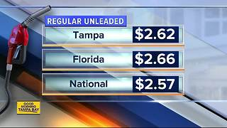 Gas prices dropping after Hurricane Irma - Video
