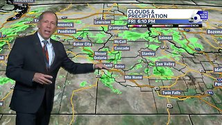 Big Weekend Weather Changes - Video