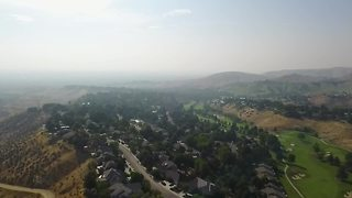 Smoke not stopping many weekend events in the Treasure Valley - Video