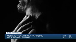 Mental health in a pandemic