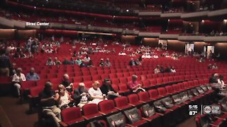 Straz Center reopens big theater with 'Swan Lake'