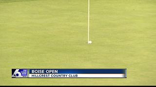Peter Uihlein leads Web.com Tour Finals event in Boise - Video