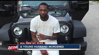 A young husband murdered shortly after learning he would welcome a new baby - Video