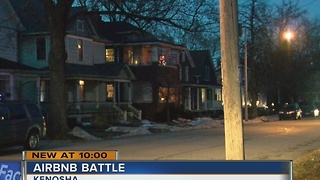 Kenosha says Airbnbs will stay unregulated in city - Video