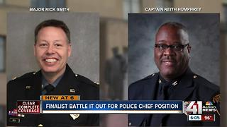 New details about candidates for KCPD chief - Video