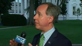 Assembly Speaker Robin Vos pushing for Racine County as the site for Foxconn - Video