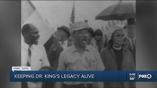 The fight to keep Dr. Martin Luther King Jr.'s legacy alive