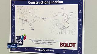 The Building for Kids announces an expansion project - Video