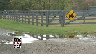 Neighbors pushing back against gravel pit project in Grass Lake Township - Video