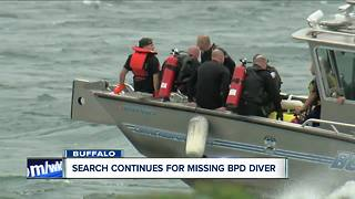 USCG responds to wetsuit reportedly found on Niagara River - Video