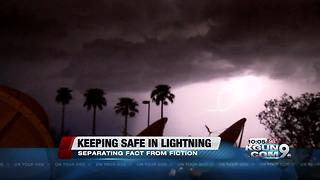 Preparing for when lightning strikes - Video