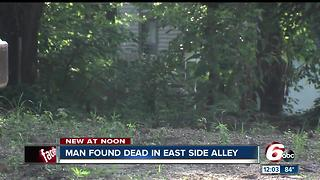 Man found shot to death on Indy's east side - Video
