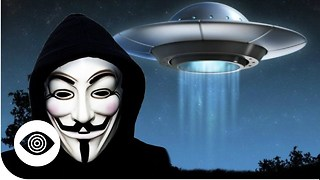 Has Anonymous Found Proof Of Aliens? - Video