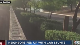 Neighbors complain reckless drivers terrorize east Las Vegas community - Video