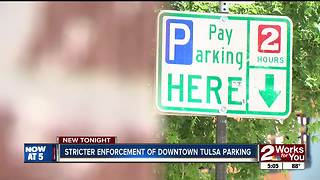 Downtown employees worry about meter enforcement