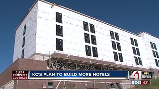 Kansas City seeing big hotel boom