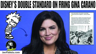 The Double Standard of Disney firing Gina Carano