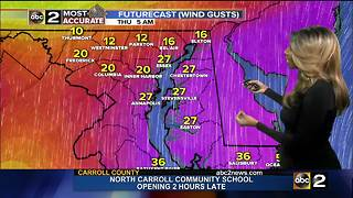 FORECAST: Winter Weather Advisories & Winter Storm Warnings - Video