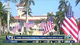 Cleveland Clinic, American Cancer Society among groups to cancel Mar-a-Lago events - Video