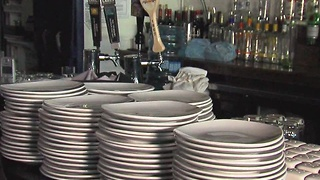 Fears of a downtown Cleveland restaurant bubble - Video