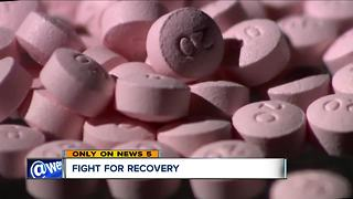 Former addict wants to use drug money for rehab