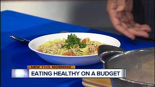 Eating Healthy on a Tight Budget