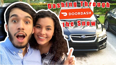 """Dashing Through The Snow"" : Doordash Tips and Tricks"