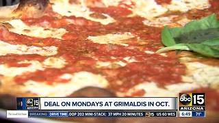 Hungry for a slice? Check out this deal at Grimaldi's - Video