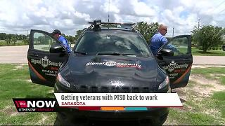 Getting veterans with PTSD back to work - Video
