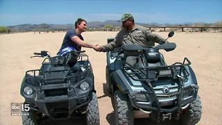 Adventure Arizona: Tonto National Forest ATV tours