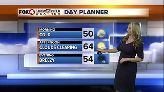 FORECAST: Chilly Tuesday Temperatures - Video