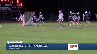 St Andrews claims another district title