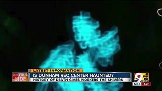 Inside the 'haunted' tunnels hidden beneath Dunham Recreation Facility - Video