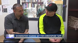 Christopher Tapp exoneration hearing