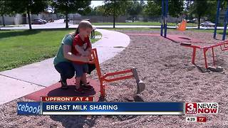 Group aims to normalize breast milk sharing - Video