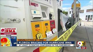 Florida bracing for Hurricane Irma - Video