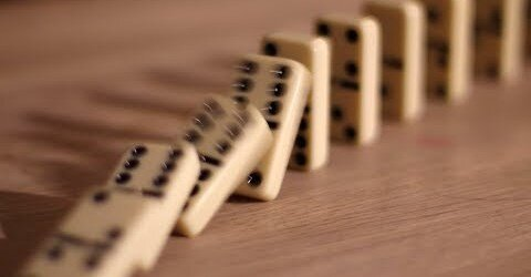 Global Collapse - Domino Effect