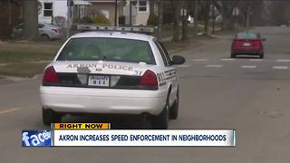 PD steps up residential radar enforcement
