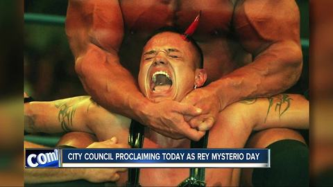 Pro wrestling star to be honored by City Council
