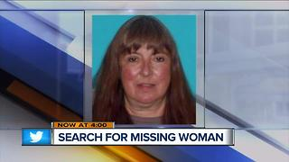 Authorities searching for missing Racine County woman - Video