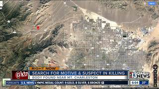 Body found along Kyle Canyon Road