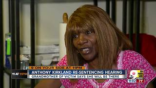 Victim's grandmother wants to watch serial killer Anthony Kirkland die - Video