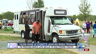 Felder House of Etiquette launches mobile program
