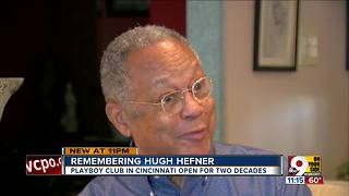 Hugh Hefner's legacy in Cincinnati - Video