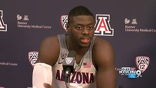 Arizona basketball beats Oregon State - Video