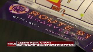 Metro Detroiters arrive home safe after escaping Las Vegas mass shooting