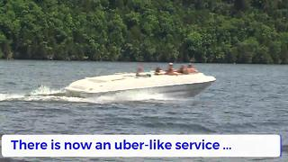 Uber-like service for boats launches in Missouri - Video