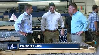 New location emerges as possible Foxconn location